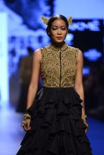 Model walk the ramp for Shantanu and Nikhil Show at Lakme Fashion Week 2016 on 27th Aug 2016 (1495)_57c2d4738d8e8.JPG