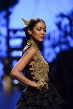 Model walk the ramp for Shantanu and Nikhil Show at Lakme Fashion Week 2016 on 27th Aug 2016 (1500)_57c2d47ddc154.JPG