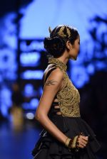 Model walk the ramp for Shantanu and Nikhil Show at Lakme Fashion Week 2016 on 27th Aug 2016 (1501)_57c2d4804c3ab.JPG