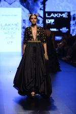 Model walk the ramp for Shantanu and Nikhil Show at Lakme Fashion Week 2016 on 27th Aug 2016 (1505)_57c2d488a9b56.JPG