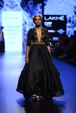 Model walk the ramp for Shantanu and Nikhil Show at Lakme Fashion Week 2016 on 27th Aug 2016 (1507)_57c2d48bb4b09.JPG
