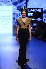Model walk the ramp for Shantanu and Nikhil Show at Lakme Fashion Week 2016 on 27th Aug 2016 (1520)_57c2d4addf832.JPG