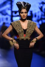 Model walk the ramp for Shantanu and Nikhil Show at Lakme Fashion Week 2016 on 27th Aug 2016 (1526)_57c2d4c6a17fb.JPG