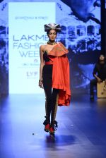 Model walk the ramp for Shantanu and Nikhil Show at Lakme Fashion Week 2016 on 27th Aug 2016 (1539)_57c2d4fe2c5f0.JPG