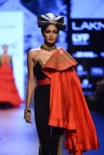 Model walk the ramp for Shantanu and Nikhil Show at Lakme Fashion Week 2016 on 27th Aug 2016 (1545)_57c2d51348e3b.JPG