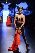 Model walk the ramp for Shantanu and Nikhil Show at Lakme Fashion Week 2016 on 27th Aug 2016 (1553)_57c2d527b8e51.JPG