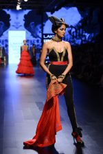Model walk the ramp for Shantanu and Nikhil Show at Lakme Fashion Week 2016 on 27th Aug 2016 (1554)_57c2d529ac641.JPG