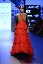 Model walk the ramp for Shantanu and Nikhil Show at Lakme Fashion Week 2016 on 27th Aug 2016 (1558)_57c2d532e31c4.JPG