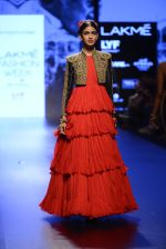 Model walk the ramp for Shantanu and Nikhil Show at Lakme Fashion Week 2016 on 27th Aug 2016 (1559)_57c2d535c0a33.JPG
