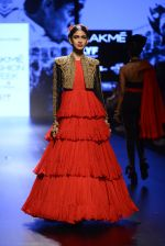 Model walk the ramp for Shantanu and Nikhil Show at Lakme Fashion Week 2016 on 27th Aug 2016 (1560)_57c2d538caa90.JPG