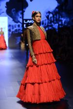 Model walk the ramp for Shantanu and Nikhil Show at Lakme Fashion Week 2016 on 27th Aug 2016 (1568)_57c2d552acb3d.JPG