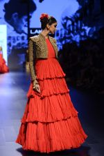 Model walk the ramp for Shantanu and Nikhil Show at Lakme Fashion Week 2016 on 27th Aug 2016 (1571)_57c2d5595fded.JPG