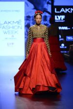 Model walk the ramp for Shantanu and Nikhil Show at Lakme Fashion Week 2016 on 27th Aug 2016 (1575)_57c2d56234108.JPG