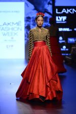 Model walk the ramp for Shantanu and Nikhil Show at Lakme Fashion Week 2016 on 27th Aug 2016 (1576)_57c2d564cbf46.JPG