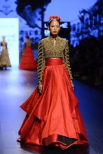 Model walk the ramp for Shantanu and Nikhil Show at Lakme Fashion Week 2016 on 27th Aug 2016 (1586)_57c2d5831a43d.JPG
