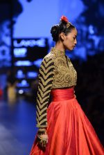 Model walk the ramp for Shantanu and Nikhil Show at Lakme Fashion Week 2016 on 27th Aug 2016 (1590)_57c2d5943170b.JPG