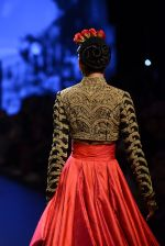 Model walk the ramp for Shantanu and Nikhil Show at Lakme Fashion Week 2016 on 27th Aug 2016 (1591)_57c2d59735cc7.JPG