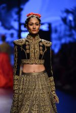 Model walk the ramp for Shantanu and Nikhil Show at Lakme Fashion Week 2016 on 27th Aug 2016 (1602)_57c2d5c1144a7.JPG