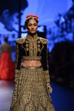 Model walk the ramp for Shantanu and Nikhil Show at Lakme Fashion Week 2016 on 27th Aug 2016 (1603)_57c2d5c3a94ff.JPG