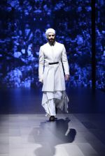 Model walk the ramp for Shantanu and Nikhil Show at Lakme Fashion Week 2016 on 27th Aug 2016 (1709)_57c2d5e05866f.JPG