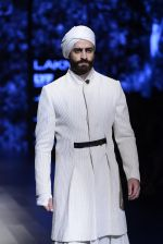 Model walk the ramp for Shantanu and Nikhil Show at Lakme Fashion Week 2016 on 27th Aug 2016 (1718)_57c2d5f512894.JPG