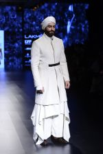 Model walk the ramp for Shantanu and Nikhil Show at Lakme Fashion Week 2016 on 27th Aug 2016 (1720)_57c2d5fab516b.JPG