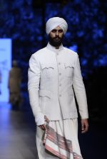 Model walk the ramp for Shantanu and Nikhil Show at Lakme Fashion Week 2016 on 27th Aug 2016 (1727)_57c2d6076a7be.JPG