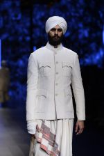 Model walk the ramp for Shantanu and Nikhil Show at Lakme Fashion Week 2016 on 27th Aug 2016 (1728)_57c2d609391fb.JPG