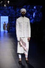 Model walk the ramp for Shantanu and Nikhil Show at Lakme Fashion Week 2016 on 27th Aug 2016 (1730)_57c2d60bb74fe.JPG