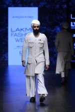 Model walk the ramp for Shantanu and Nikhil Show at Lakme Fashion Week 2016 on 27th Aug 2016 (1748)_57c2d630e3b0b.JPG