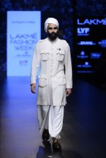 Model walk the ramp for Shantanu and Nikhil Show at Lakme Fashion Week 2016 on 27th Aug 2016 (1752)_57c2d63732d7e.JPG