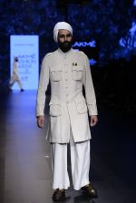 Model walk the ramp for Shantanu and Nikhil Show at Lakme Fashion Week 2016 on 27th Aug 2016 (1757)_57c2d644eaf51.JPG