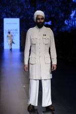 Model walk the ramp for Shantanu and Nikhil Show at Lakme Fashion Week 2016 on 27th Aug 2016 (1759)_57c2d6478b7e3.JPG