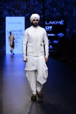 Model walk the ramp for Shantanu and Nikhil Show at Lakme Fashion Week 2016 on 27th Aug 2016 (1762)_57c2d64c23c22.JPG