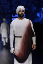 Model walk the ramp for Shantanu and Nikhil Show at Lakme Fashion Week 2016 on 27th Aug 2016 (1779)_57c2d670ca44d.JPG