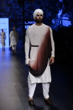 Model walk the ramp for Shantanu and Nikhil Show at Lakme Fashion Week 2016 on 27th Aug 2016 (1783)_57c2d6783542d.JPG