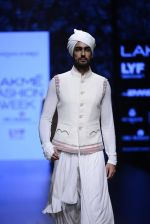 Model walk the ramp for Shantanu and Nikhil Show at Lakme Fashion Week 2016 on 27th Aug 2016 (1790)_57c2d68395147.JPG