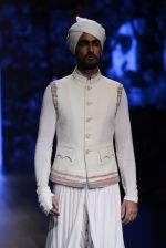 Model walk the ramp for Shantanu and Nikhil Show at Lakme Fashion Week 2016 on 27th Aug 2016 (1794)_57c2d68c1665d.JPG
