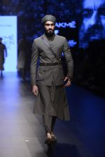 Model walk the ramp for Shantanu and Nikhil Show at Lakme Fashion Week 2016 on 27th Aug 2016 (1812)_57c2d6a6866e2.JPG