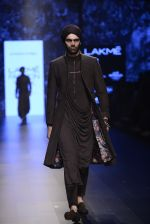 Model walk the ramp for Shantanu and Nikhil Show at Lakme Fashion Week 2016 on 27th Aug 2016 (1871)_57c2d702da16a.JPG