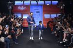 Emraan Hashmi walk the ramp for The Hamleys Show styled by Diesel Show at Lakme Fashion Week 2016 on 28th Aug 2016 (460)_57c3c5fee42e3.JPG
