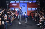 Emraan Hashmi walk the ramp for The Hamleys Show styled by Diesel Show at Lakme Fashion Week 2016 on 28th Aug 2016 (464)_57c3c6125cb66.JPG