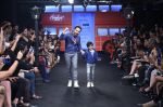 Emraan Hashmi walk the ramp for The Hamleys Show styled by Diesel Show at Lakme Fashion Week 2016 on 28th Aug 2016 (481)_57c3c6706020e.JPG