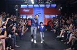 Emraan Hashmi walk the ramp for The Hamleys Show styled by Diesel Show at Lakme Fashion Week 2016 on 28th Aug 2016 (483)_57c3c67b7484f.JPG