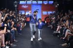 Emraan Hashmi walk the ramp for The Hamleys Show styled by Diesel Show at Lakme Fashion Week 2016 on 28th Aug 2016 (489)_57c3c69fa74c8.JPG