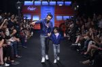 Emraan Hashmi walk the ramp for The Hamleys Show styled by Diesel Show at Lakme Fashion Week 2016 on 28th Aug 2016 (495)_57c3c6c33b17d.JPG