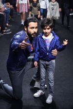 Emraan Hashmi walk the ramp for The Hamleys Show styled by Diesel Show at Lakme Fashion Week 2016 on 28th Aug 2016 (536)_57c3c799175b3.JPG