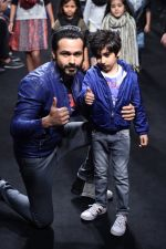 Emraan Hashmi walk the ramp for The Hamleys Show styled by Diesel Show at Lakme Fashion Week 2016 on 28th Aug 2016 (546)_57c3c7d59c855.JPG