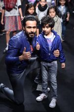 Emraan Hashmi walk the ramp for The Hamleys Show styled by Diesel Show at Lakme Fashion Week 2016 on 28th Aug 2016 (550)_57c3c7ede066b.JPG