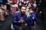 Emraan Hashmi walk the ramp for The Hamleys Show styled by Diesel Show at Lakme Fashion Week 2016 on 28th Aug 2016 (564)_57c3c834c0d7e.JPG